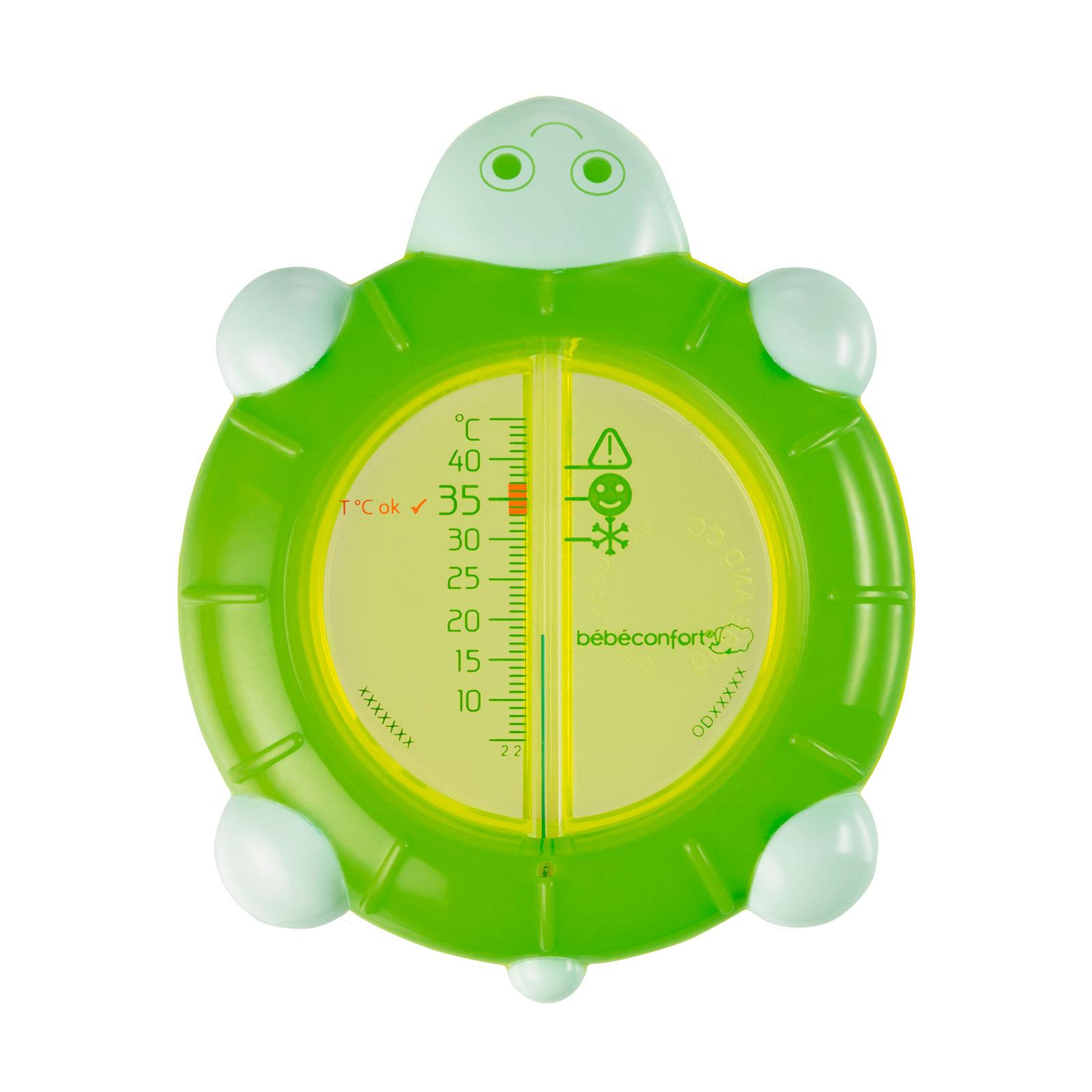 Термометр Bebe Confort Черепашка Для воды (зеленый)