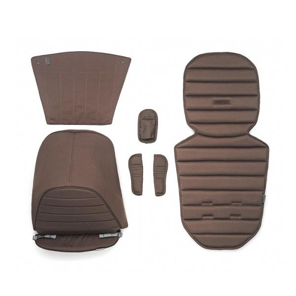 Капюшон, текстиль, накидка на ноги для коляски Britax Roemer Affinity Colour pack Fossil Brown<br>