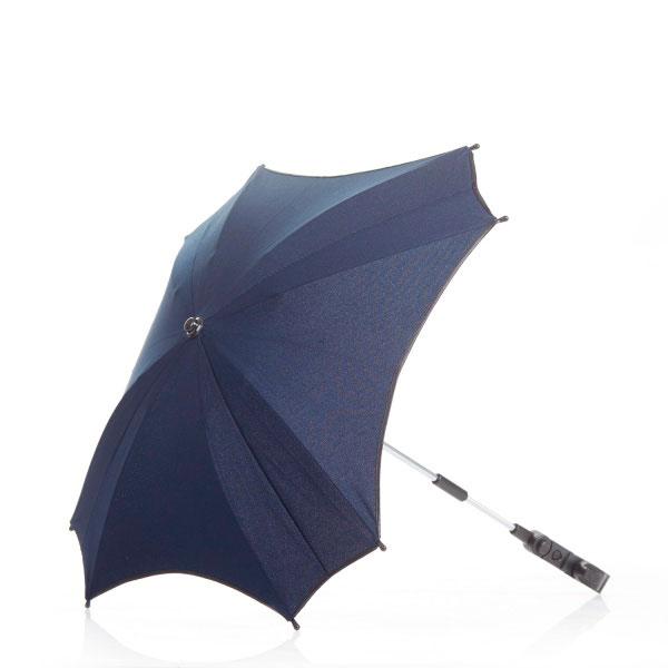 Зонт для коляски с раздвижным стержнем Anex Q1 Blue<br>