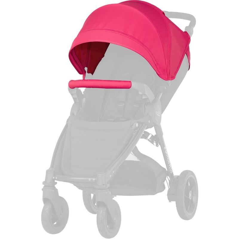 Капор для  коляски Britax Roemer B-Agile/B-Motion 4 Plus Rose Pink<br>