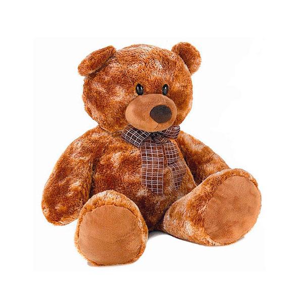 Мягкая игрушка AURORA Медведи Медведь коричневый сидячий 35 см<br>