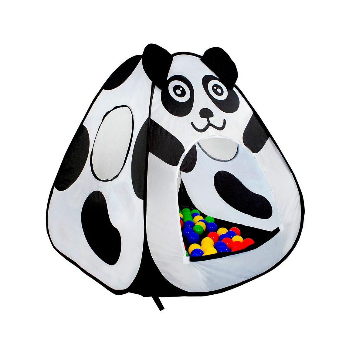 Игровой Дом Calida Панда + 100 шаров<br>