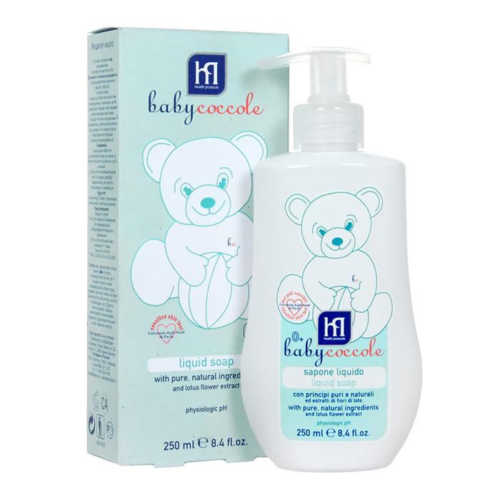 Жидкое мыло Babycoccole 250 мл<br>