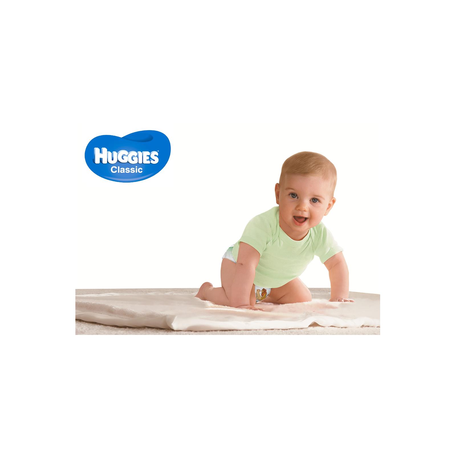 Подгузники Huggies Сlassic 3-6 кг (37 шт) Размер 2