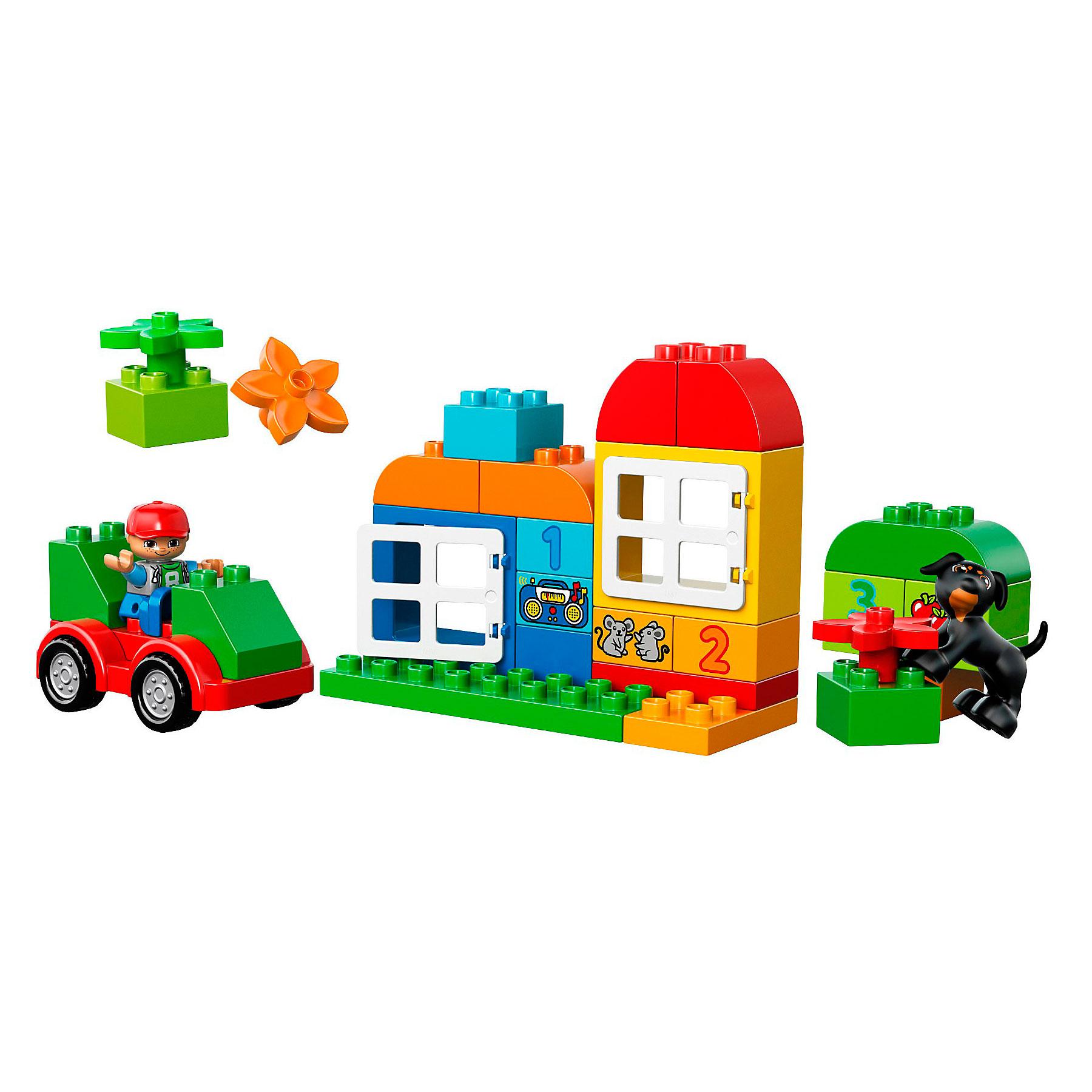 Конструктор LEGO Duplo 10572 Механик<br>