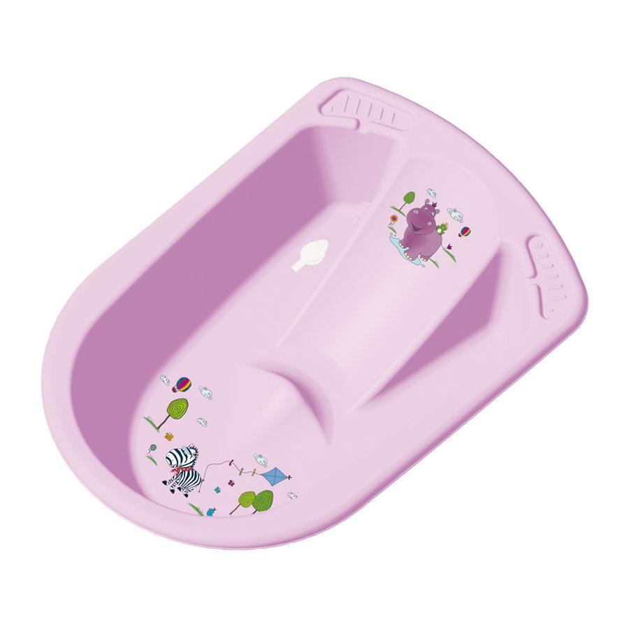 Ванна OKT Бегемотик цвет - Лиловый<br>