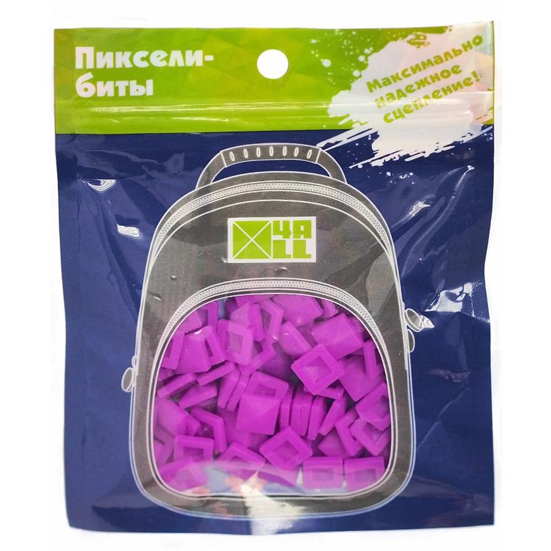 Цветные биты 4all B32 KIDS 80 штук (23 Ярко-фиолетовый)<br>