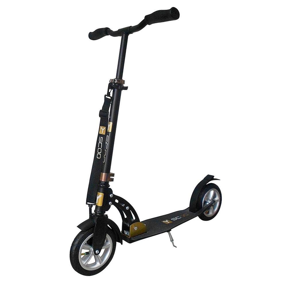 ������� Y-Scoo Allroad air wheels Gold
