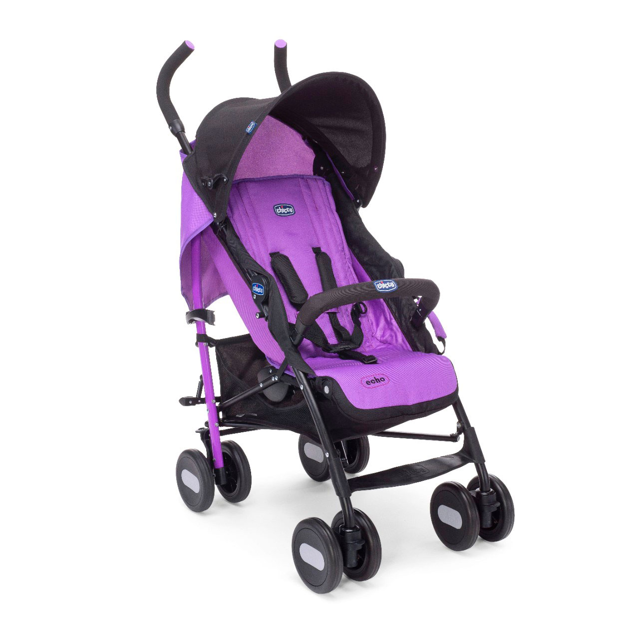 �������-������ Chicco Echo Stroller � �������� Purple Jam