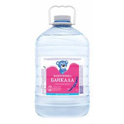 Вода детская Жемчужинка Байкала минеральная 5 л
