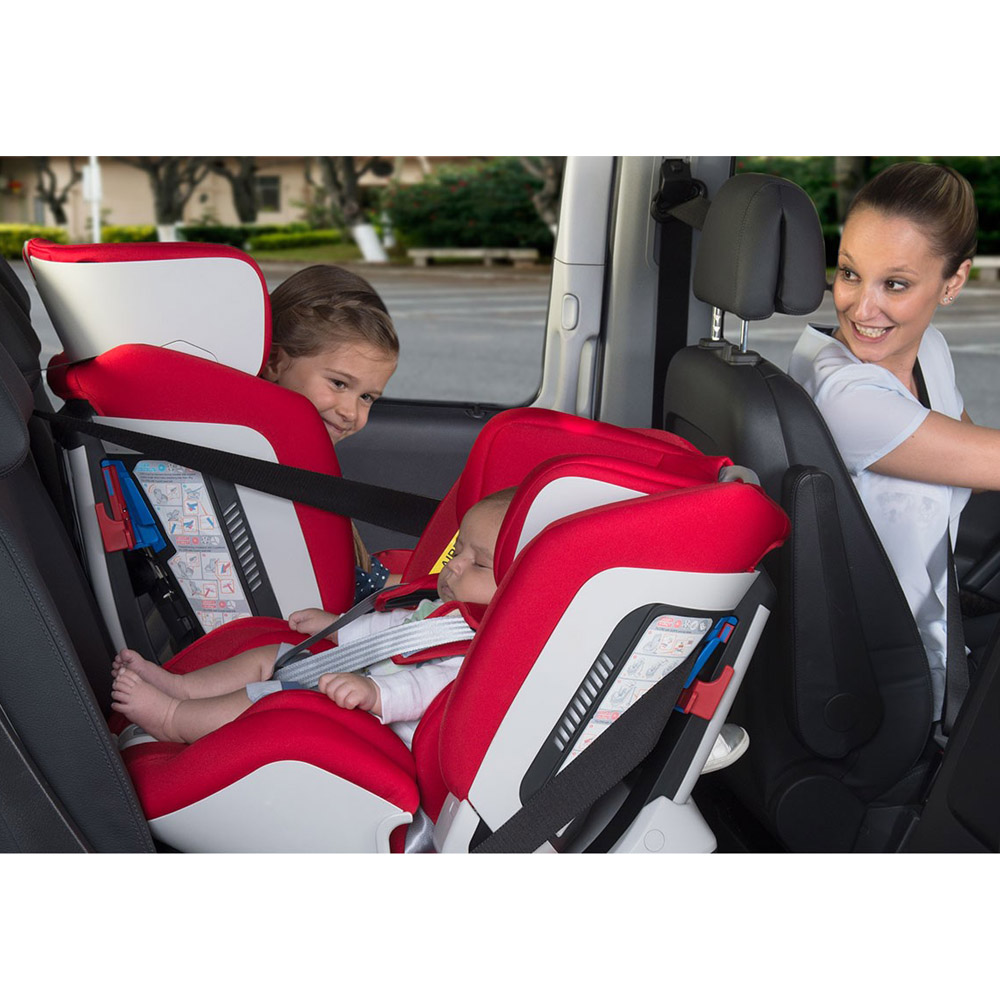 ���������� Chicco Seat UP 012 Red