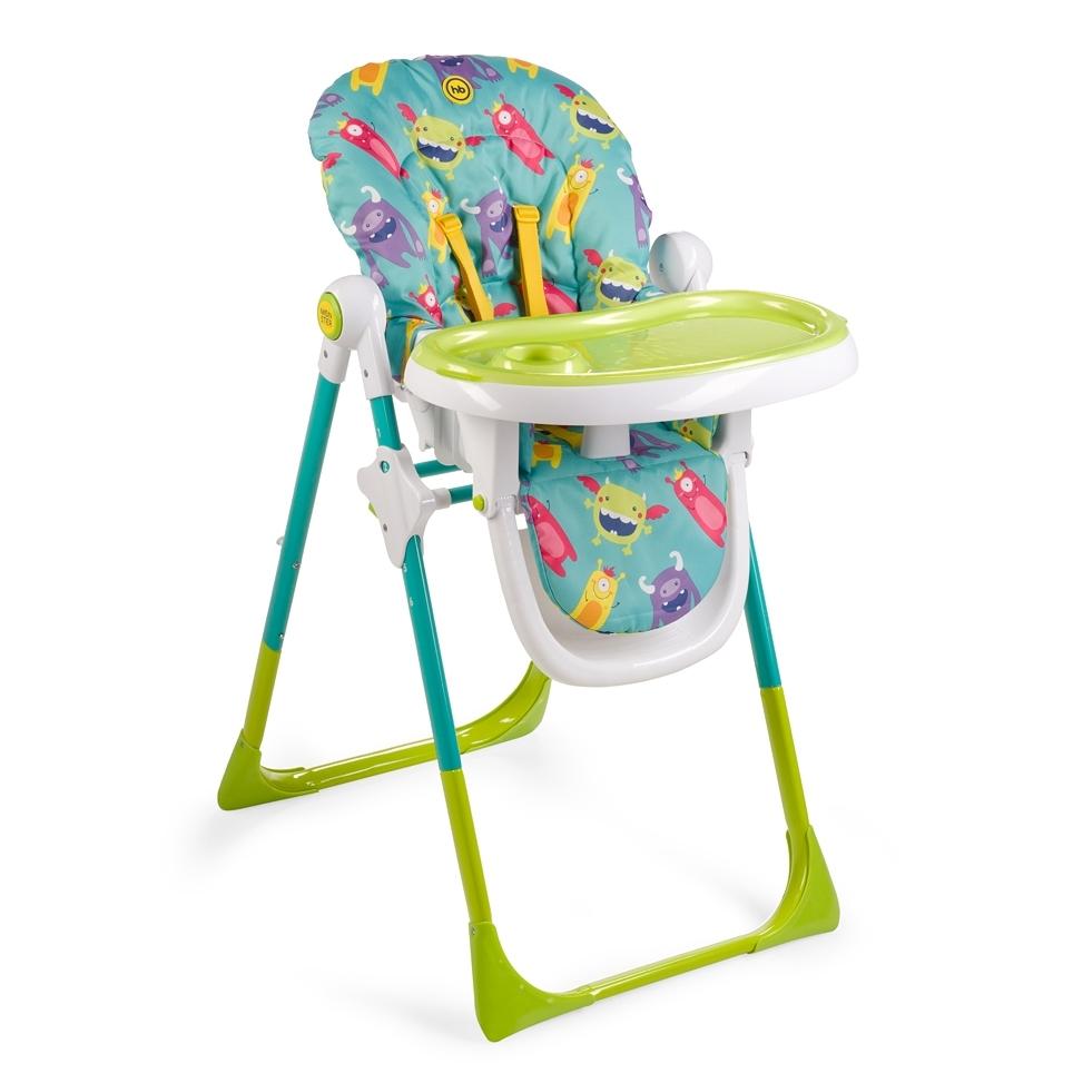 Стул для кормления Happy Baby Goodie Aquamarine<br>