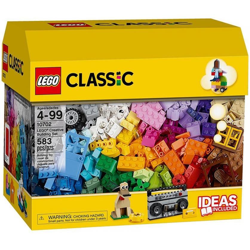 Конструктор LEGO Classic 10702 Набор кубиков для свободного конструиров<br>