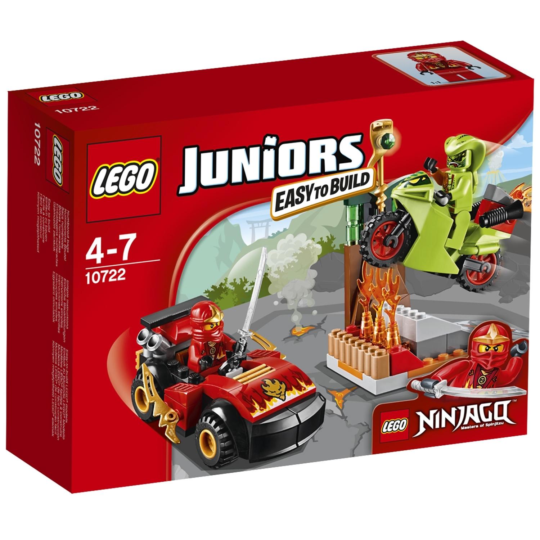 Конструктор LEGO Junior 10722 Схватка со змеями<br>