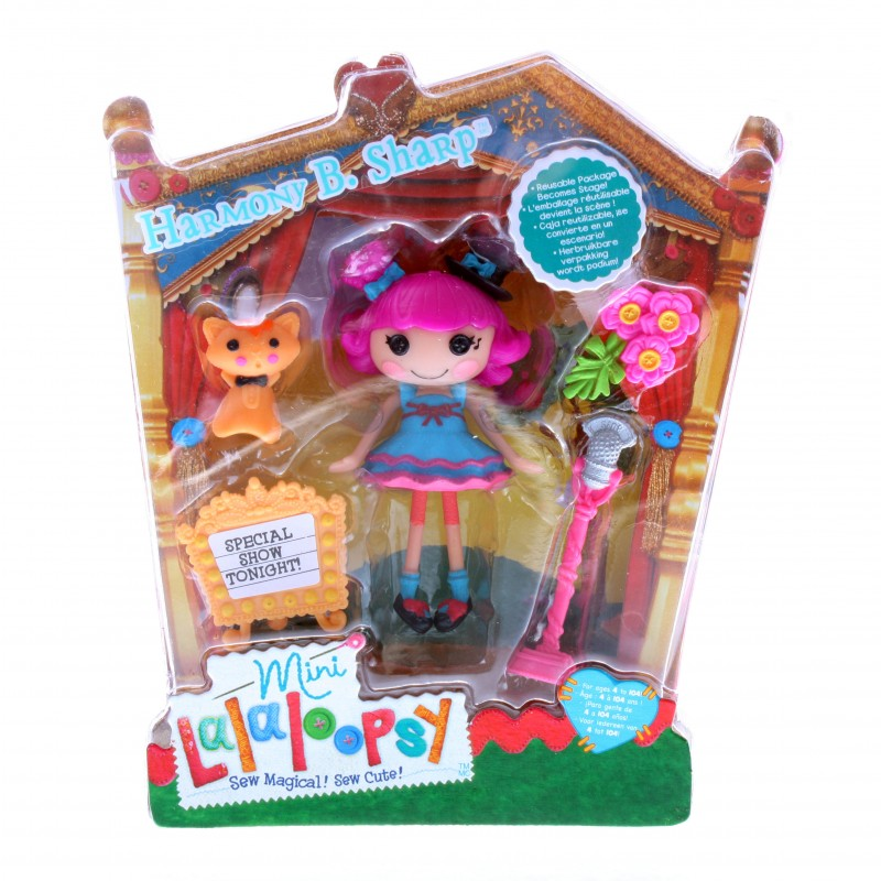 ����� Mini Lalaloopsy � ������������ Harmony B Sharp