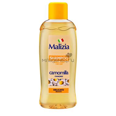 Шампунь Malizia 1000 мл Ромашка (для светлых волос)