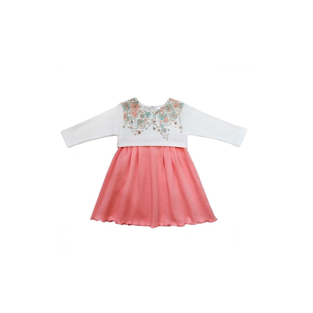 Платье Мамуляндия Скарлетт рост 68<br>