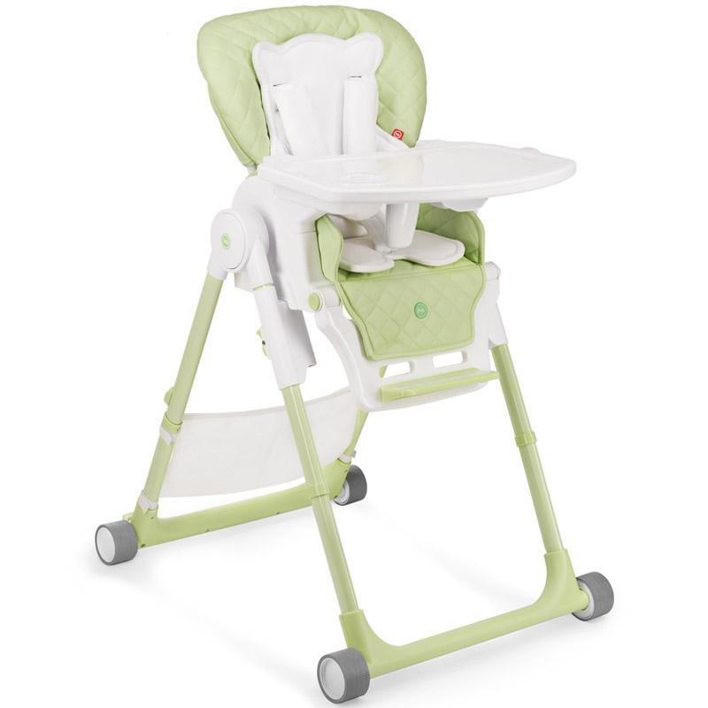 Стульчик для кормления Happy Baby William V2 Зеленый<br>