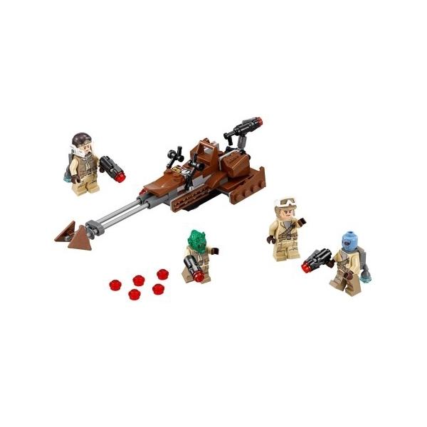 Конструктор LEGO Star Wars 75133 Боевой набор Повстанцев<br>