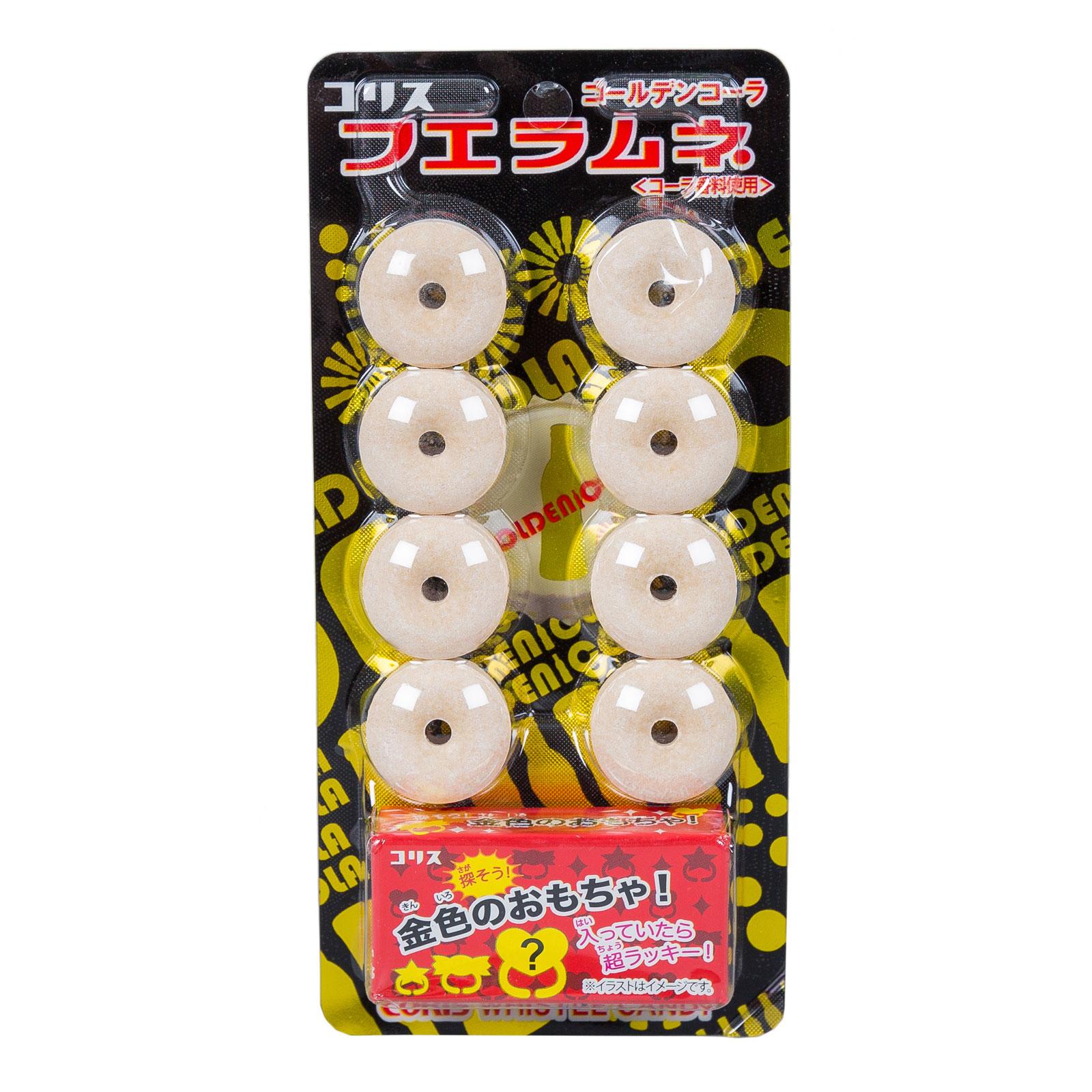 Конфеты Coris драже свистульки с игрушкой 22 гр Кола (с 3 лет)<br>