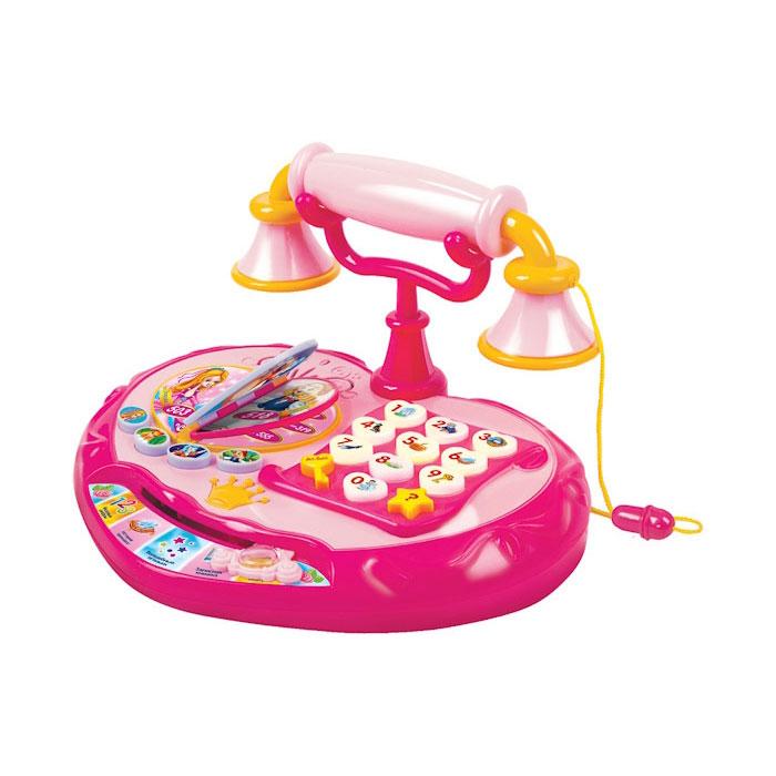 Развивающая игрушка Умка Обучающий телефон для девочек