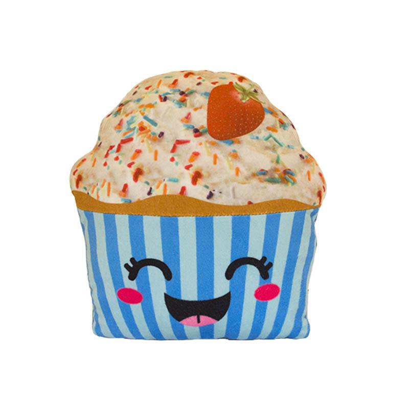 Мягкая игрушка Button Blue Капкейк-счастливый<br>