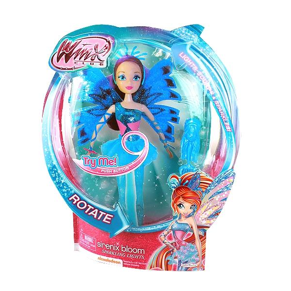 Кукла Winx Club Блум-фея Сиреникс<br>