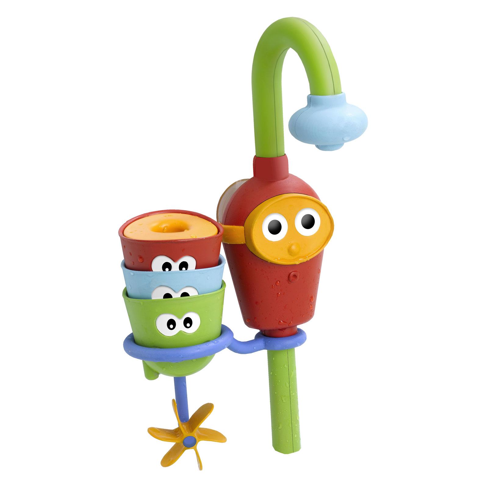 Игрушка для ванны Yookidoo Волшебный кран<br>