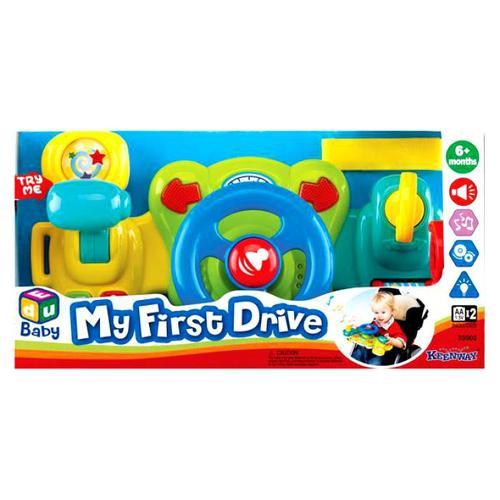 Развивающая игрушка Keenway Подставка с рулем<br>