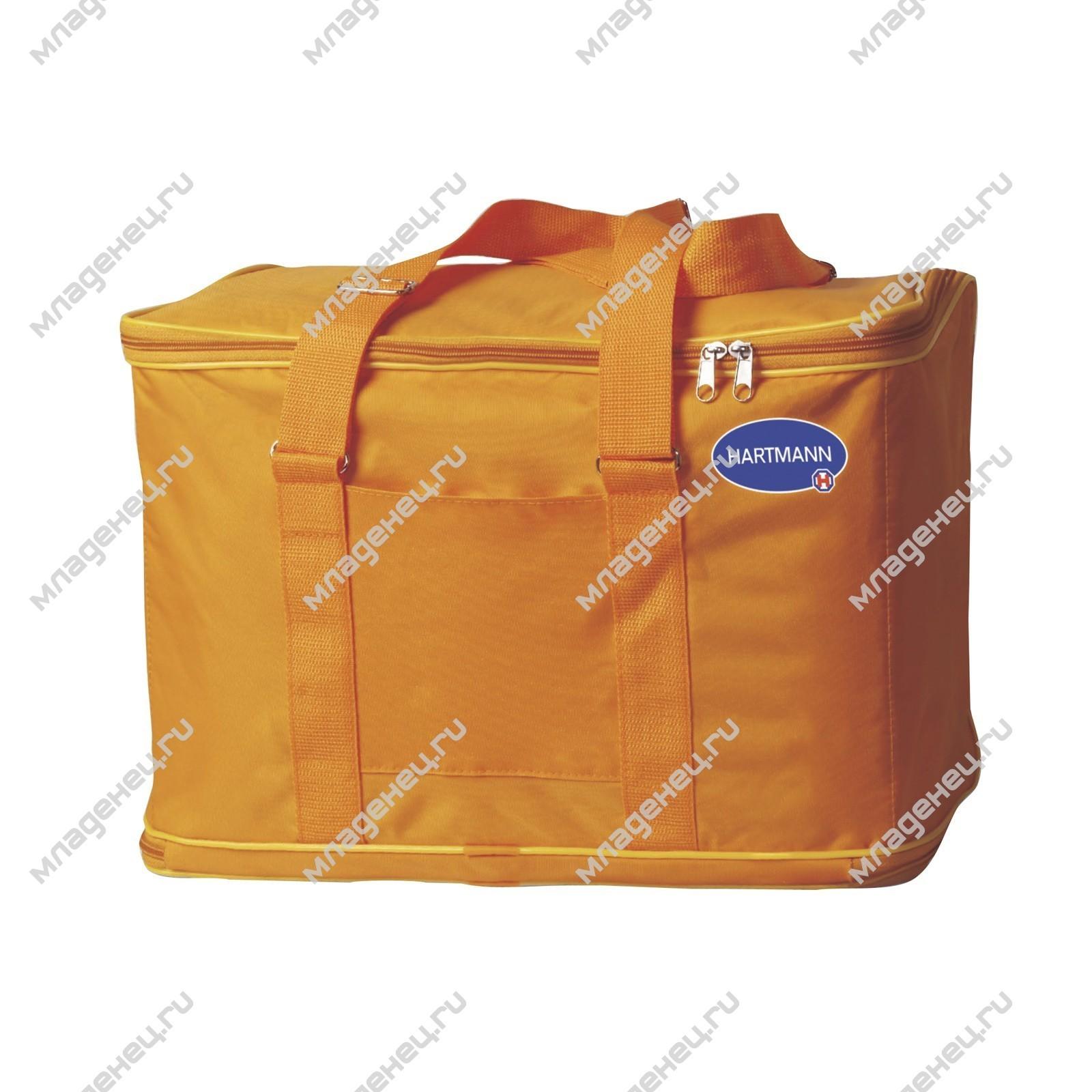 Сумка-трансформер Hartmann набор для рожениц (оранжевая)<br>