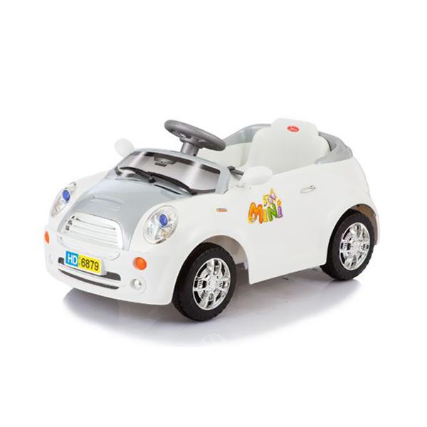 Электромобиль Jetem Mini Белый<br>