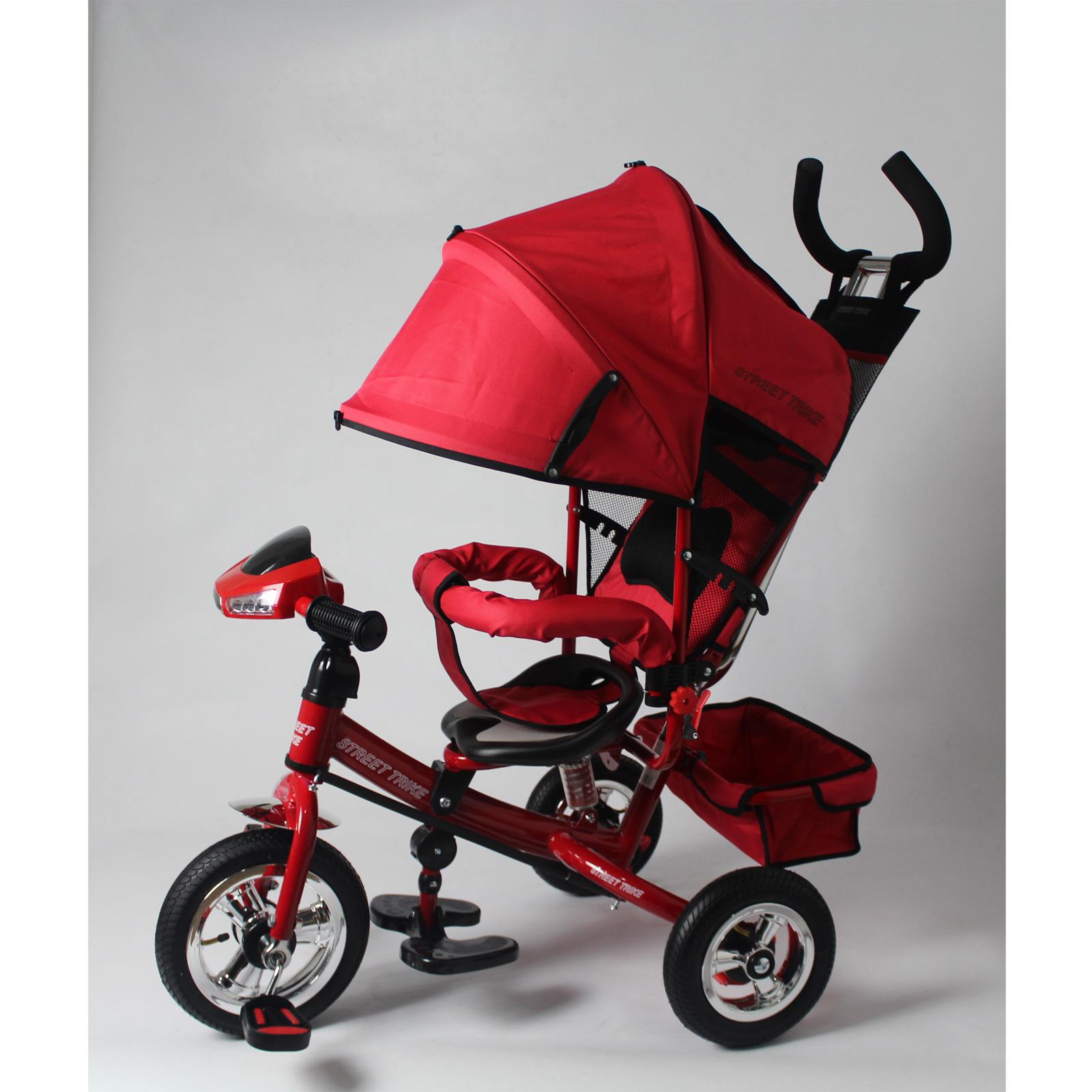 Велосипед Street Trike А03Е Красный<br>