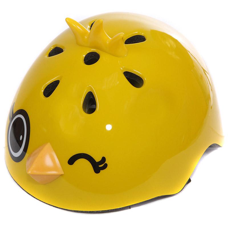 Шлем Rexco 3D Цыпленок Янни Желтый<br>