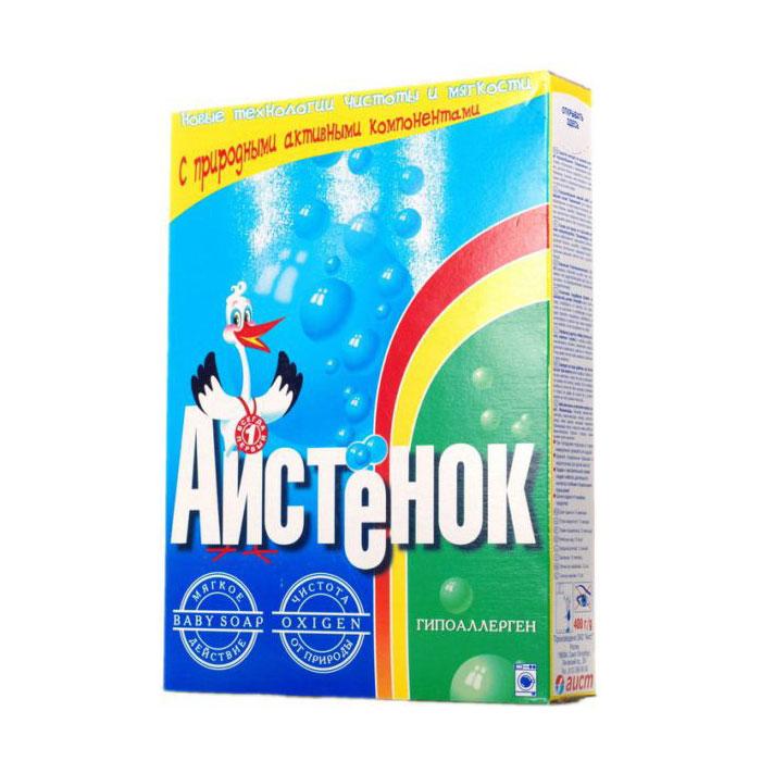 Стиральный порошок Аистенок 400 гр. автомат