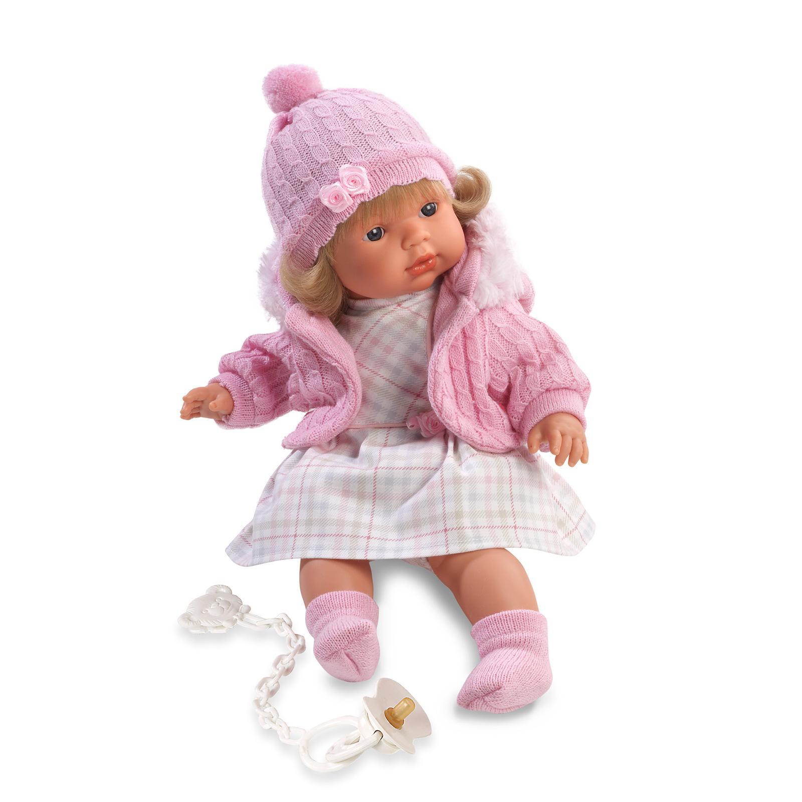 Кукла Llorens Juan Лидия 38см<br>