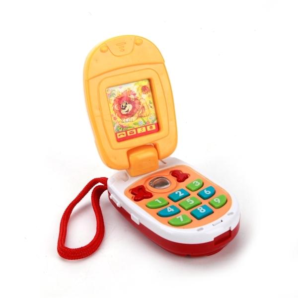 Обучающий телефон Умка 7 функций