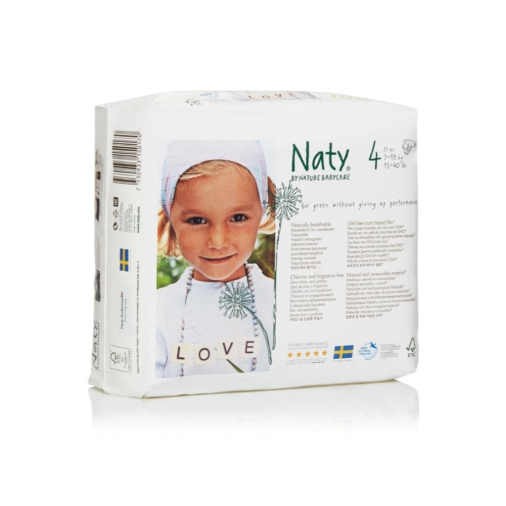 ���������� Naty 7-18 �� (27 ��) ������ 4