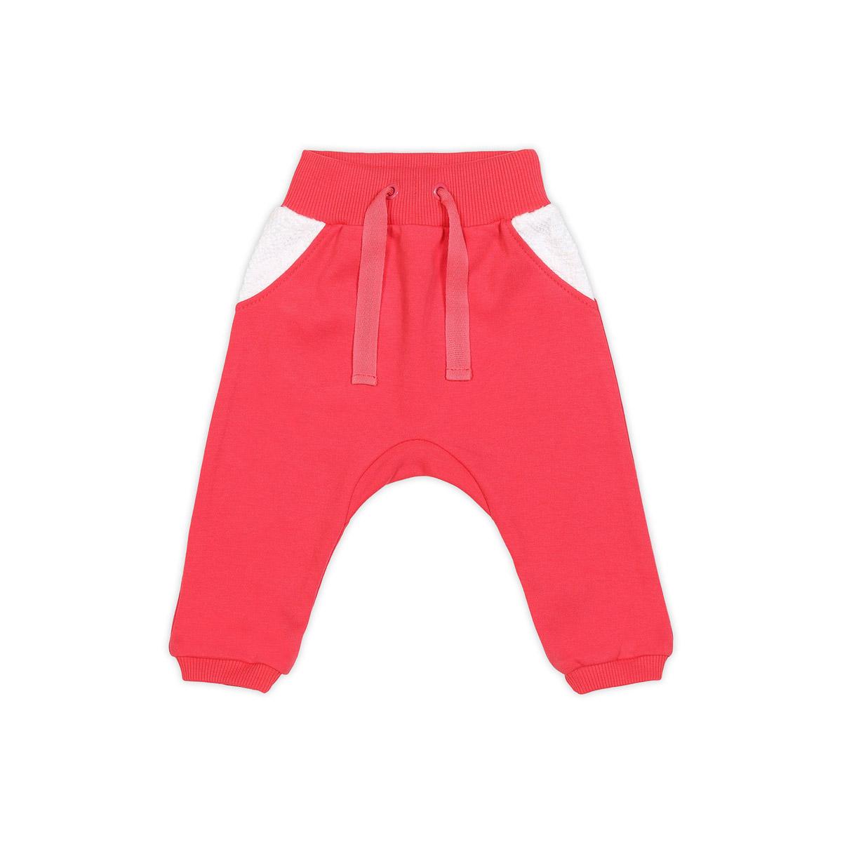 Ползунки без ножек Ёмаё Спорт (26-266) рост 80 ярко-розовый<br>