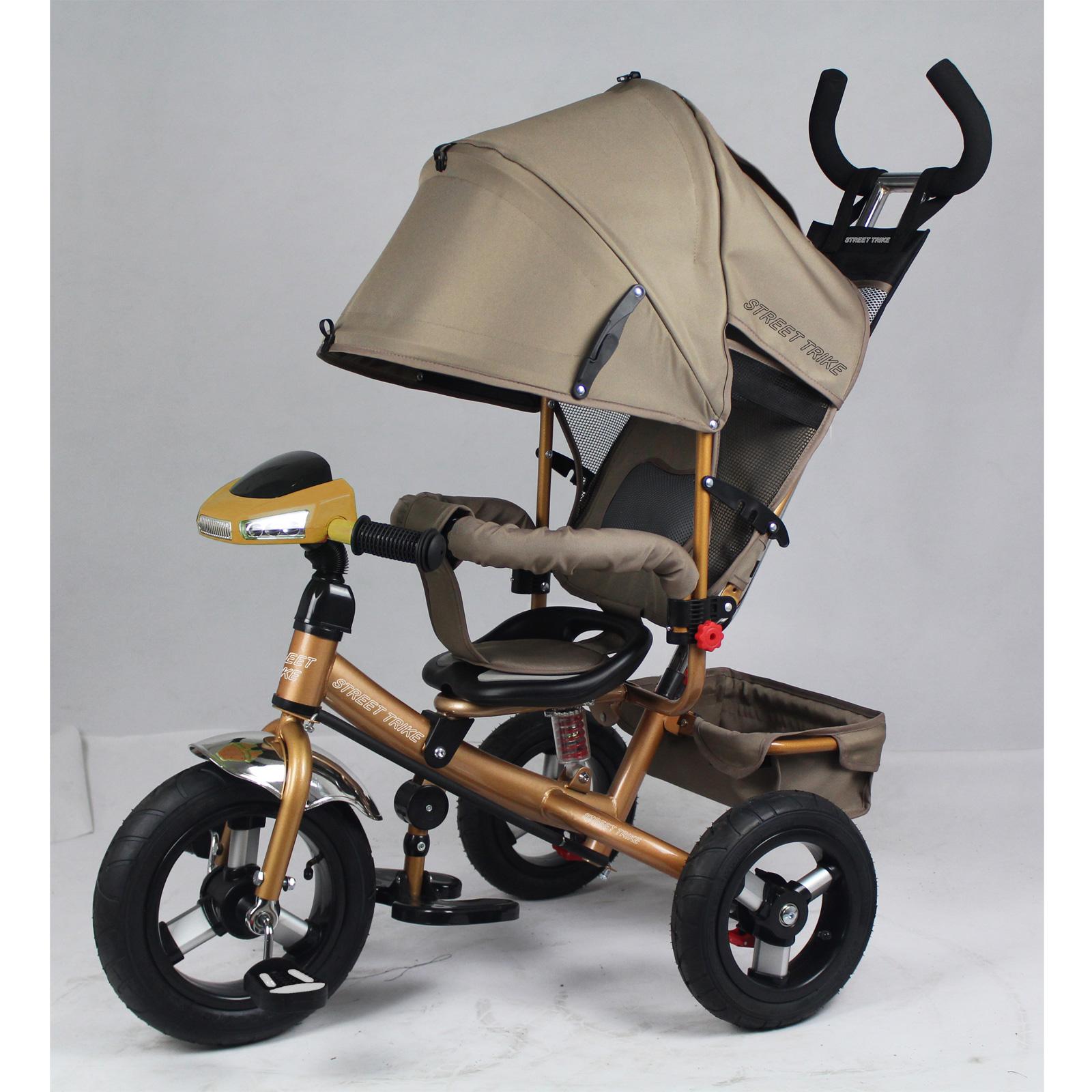 Велосипед Street Trike А03D Коричневый<br>