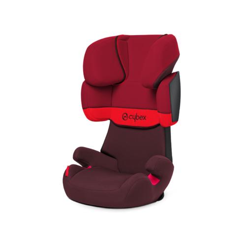 Автокресло Cybex Solution X Rumba Red