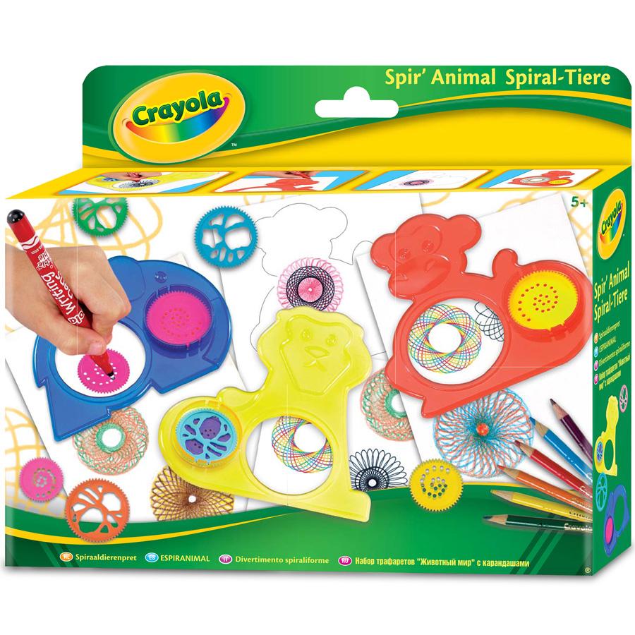 Набор для творчества Crayola Животный мир<br>