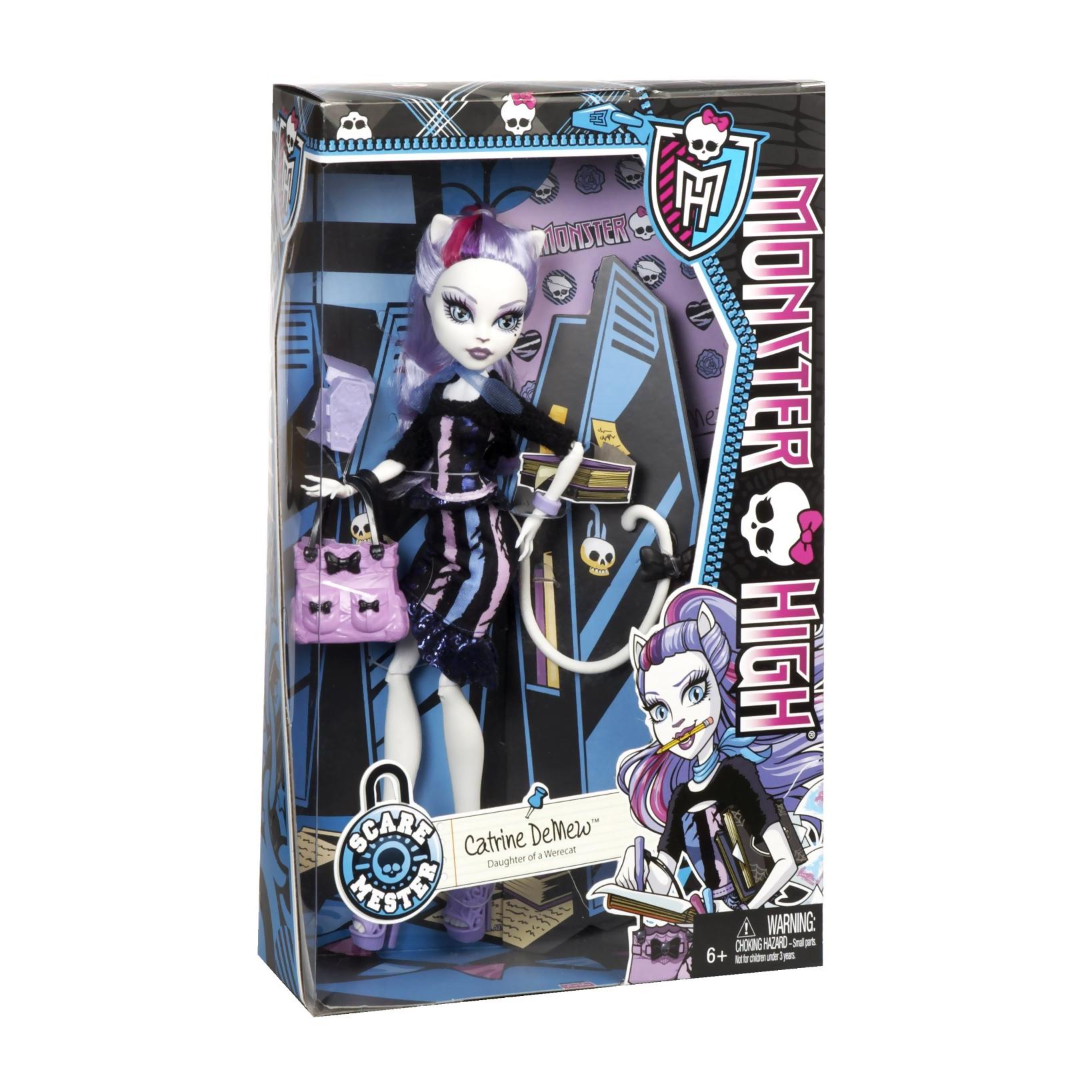 ����� Monster High �����-���� Catrin Demew