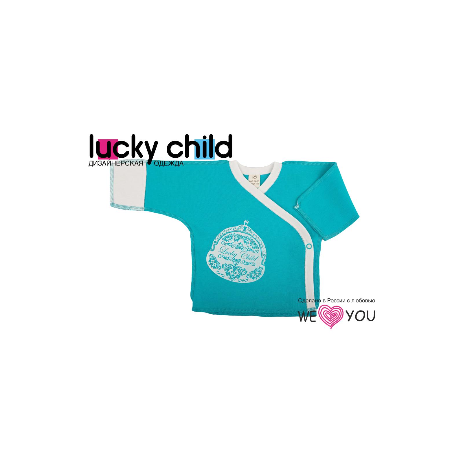 Распашонка Lucky Child коллекция Ретро Размер 56<br>