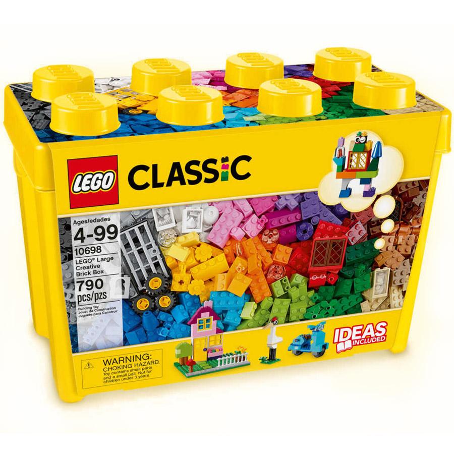 Конструктор LEGO Classic 10698 Набор для творчества большого размера<br>