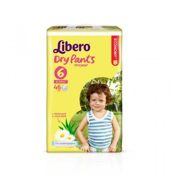 ������� Libero Dry Pants Extra Large 13-20 �� (46 ��) ������ 6