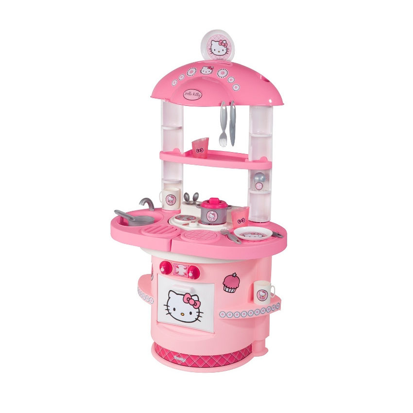 Кухня Smoby Hello Kitty 24078<br>