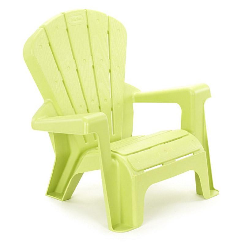 Стульчик садовый Little Tikes светло-зеленый<br>