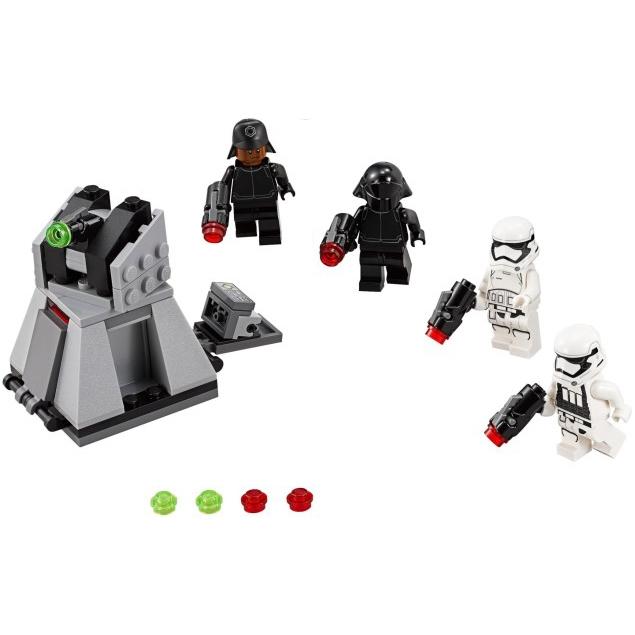 Конструктор LEGO Star Wars 75132 Боевой набор Первого Ордена<br>
