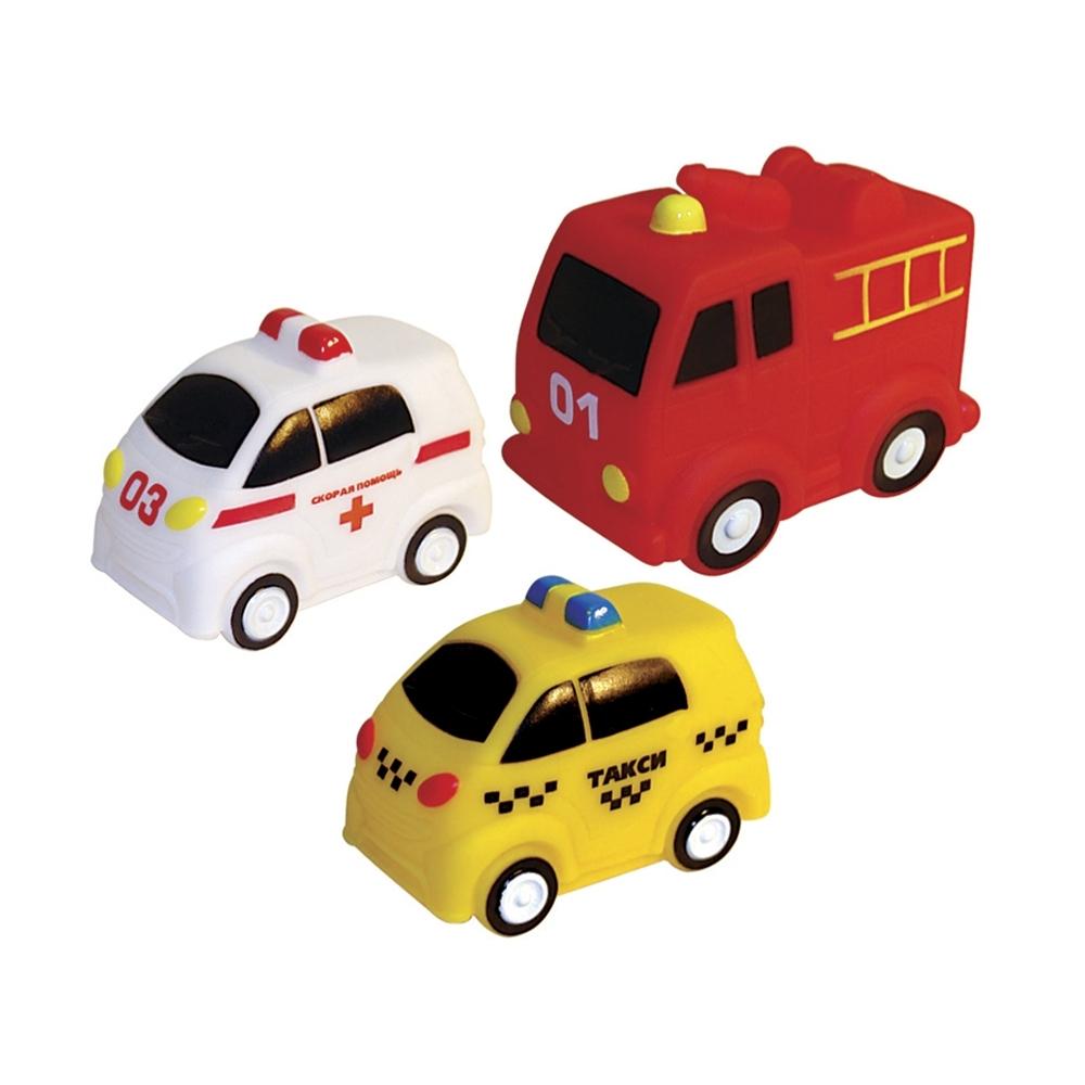 Набор игрушек ПОМА Спецтранспорт