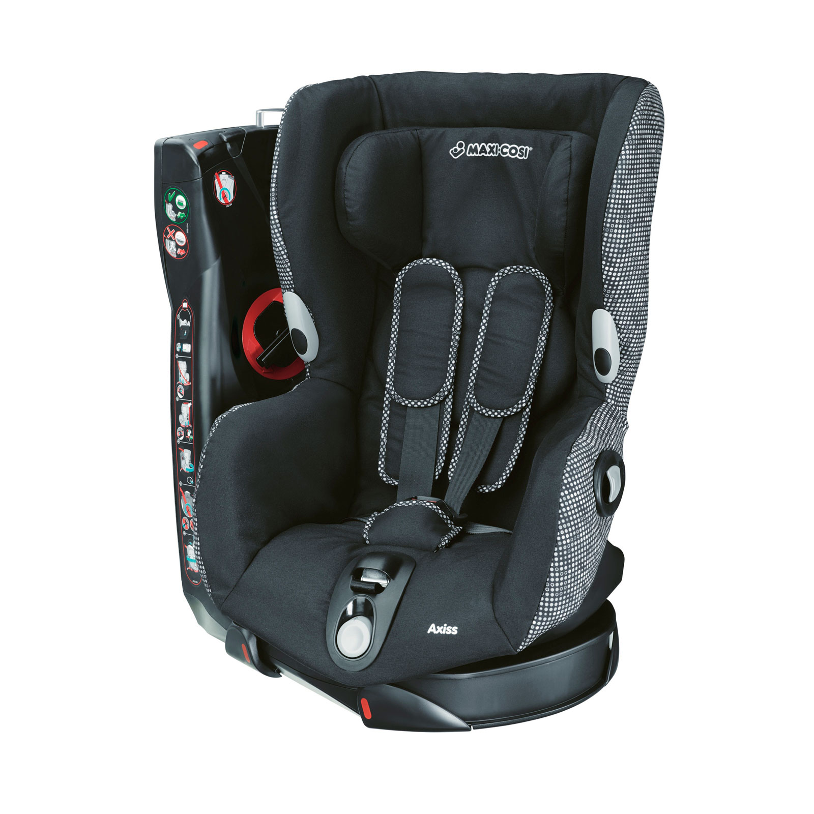 ���������� Maxi-Cosi Axiss Digital Black